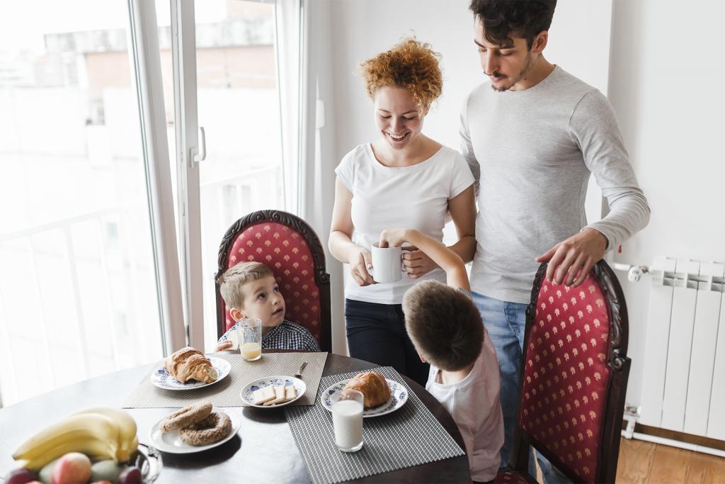Bambini e caffè: a che età iniziare a prenderlo - Chiccoff